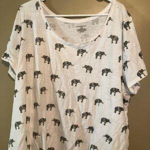 Lane Bryant Shirt. Size 26/28.